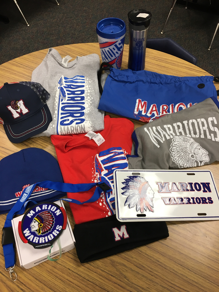 Free Stuff donated by MHS PAC!