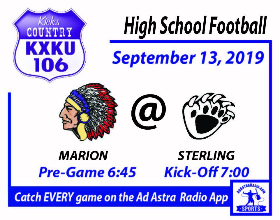 Marion vs. Sterling